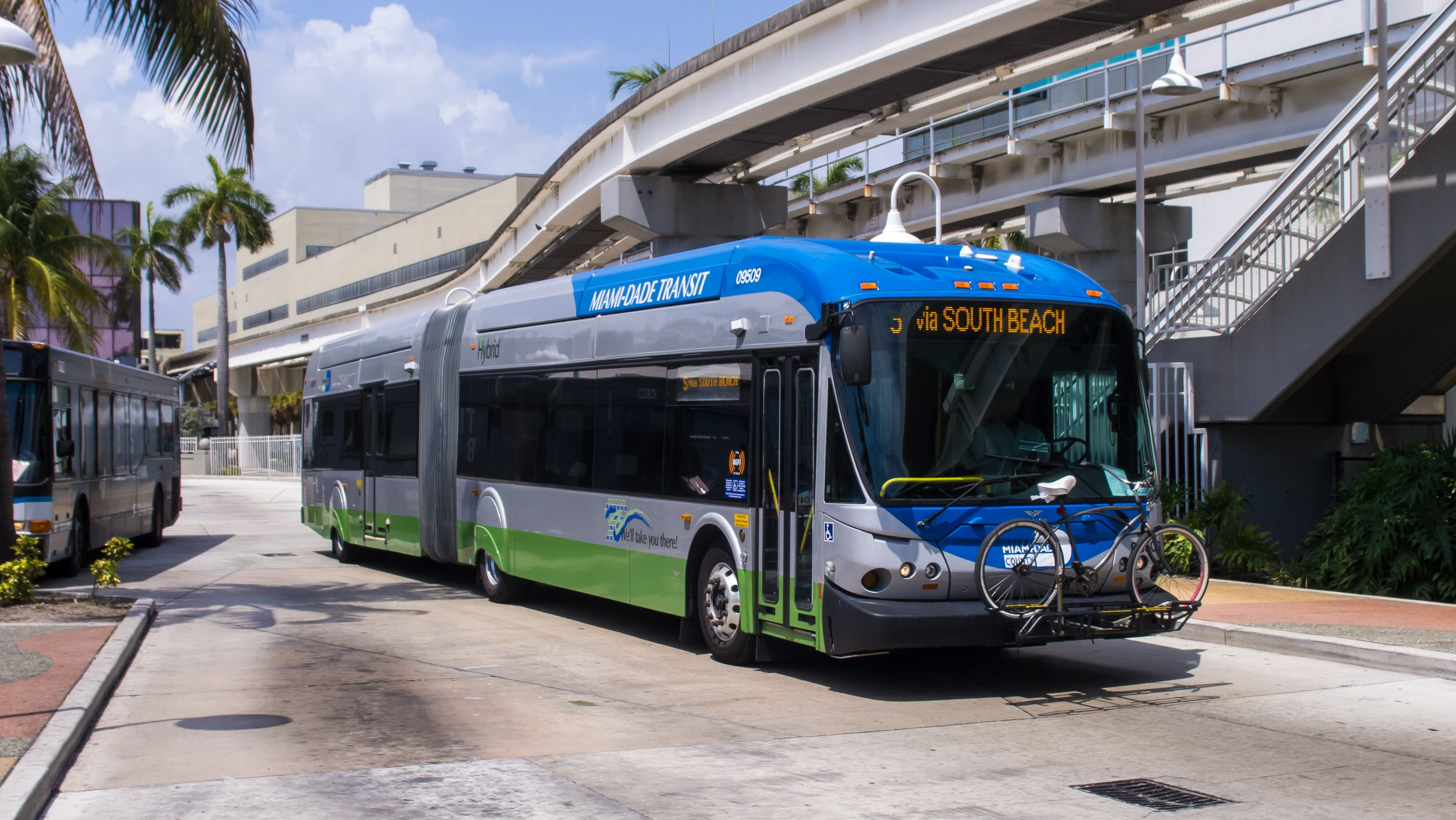 Miami-Dade Transit Union Worries About Coronavirus Threat
